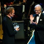 Sting donates Polar Music Prize money to refugees in Sweden