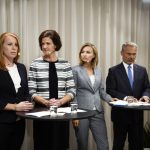 Swedish opposition announces no-confidence motion against three government ministers