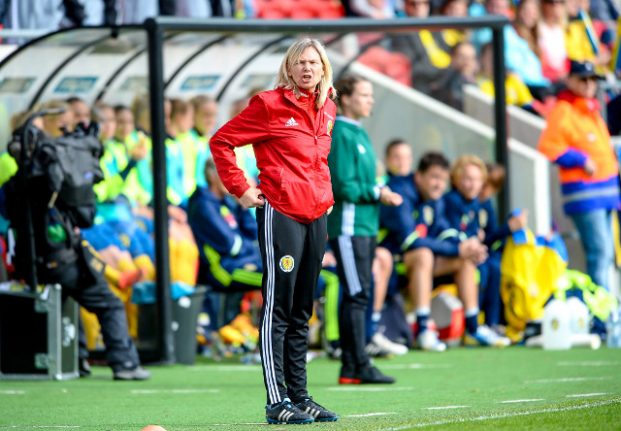 Drinking, fighting and lax training: What coaching Scotland is like, according to Swedish manager