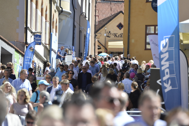 'Almedalen Week has the makings of a global event. Give it ten years'