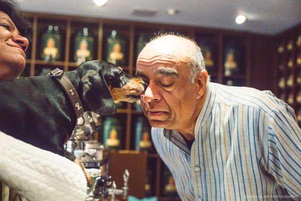 IN PICTURES: Touching photo project reveals Stockholmers' love for their pets