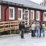 Suspected arsonist arrested following asylum centre fire in northern Sweden