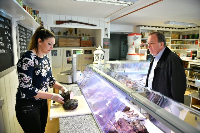 'The fixation with Stockholm is over': Stefan Löfven