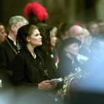 Crownprincess Victoria during a ceremony in St Peters church in the Vatican in 1999Photo: Foto: Ulf Palm/SCANPIX