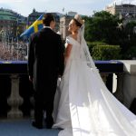 Crown Princess Victoria and Daniel at their wedding in 2010Photo: Anders Wiklund/TT