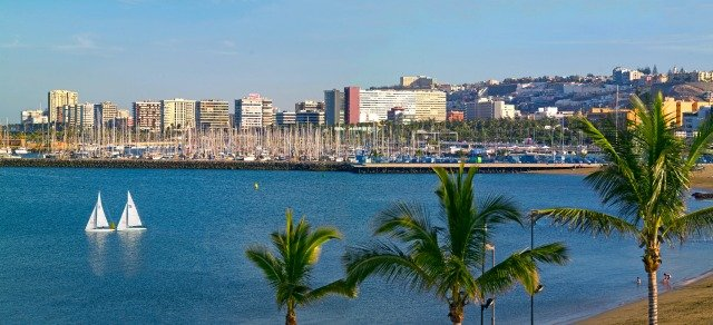 'There are big business opportunities in Gran Canaria'