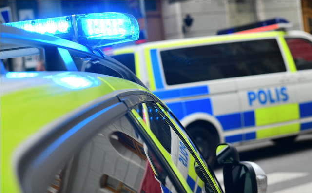 Police search for two suspects following Gothenburg shooting