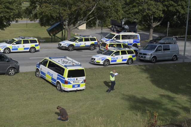 One dead in southern Stockholm shooting