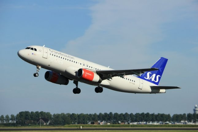 Technical problems force SAS planes to turn back three times in a week