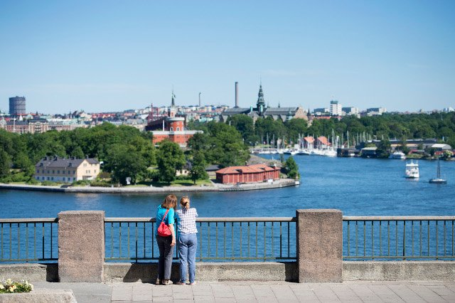 Swedes vote on the Stockholm island they would get rid of