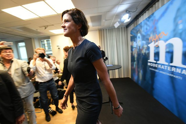 Where did it all go wrong for ousted party leader Anna Kinberg Batra?