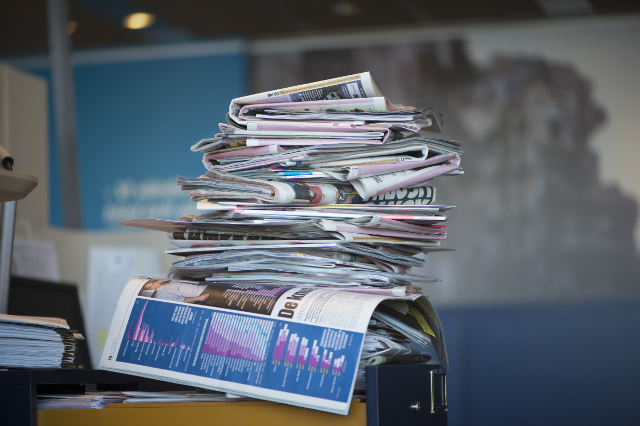 Sweden's government wants newspapers to pay less tax in an effort to combat fake news
