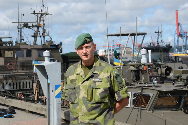 Swedish soldiers to fend off pirates near Somalia