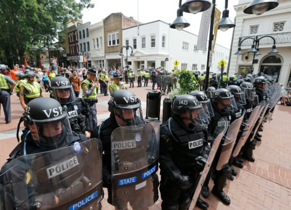 Swedes attended deadly rally in Charlottesville