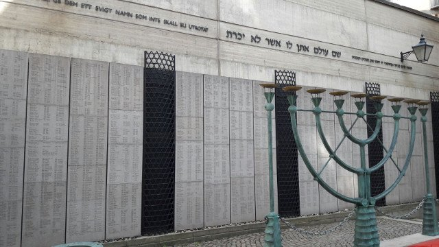 The Stockholm Holocaust memorial – A restoration of human dignity and a warning against inhumanity