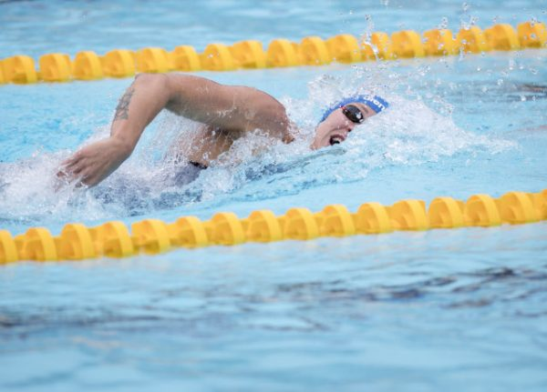Another week, another new world record for Sweden's Sarah Sjöström