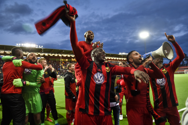 What you need to know about Sweden's new football capital Östersund