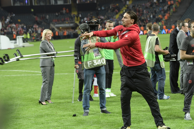 'It would be very easy for Zlatan to say goodbye': José Mourinho