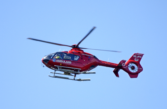 Walkers who call out emergency helicopters for a lift blow mountain rescue budgets in Sweden