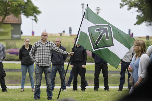 Don't let Swedish neo-Nazi group get a foothold in Norway, Norwegian PM warns