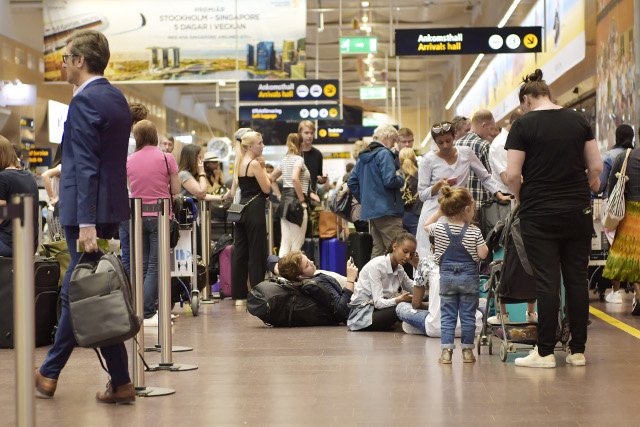 Swedes the fourth 'best-travelled' in the world: report