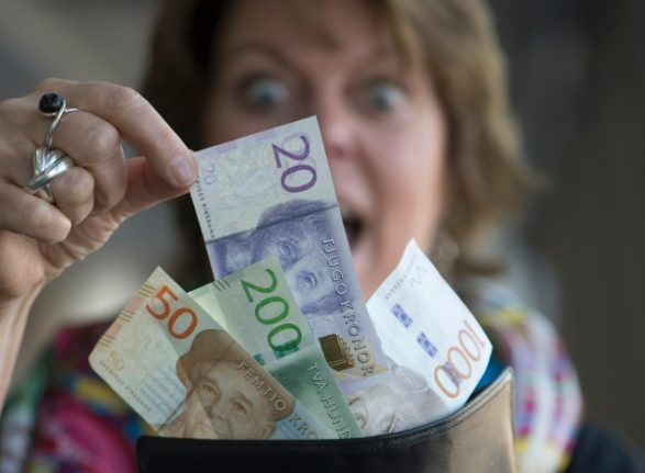 Sweden home to record number of dollar millionaires