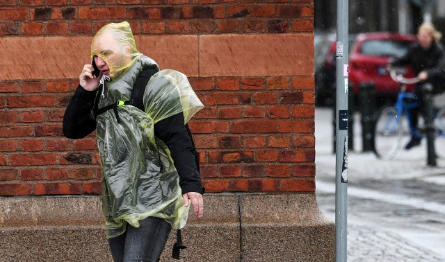 Trains and ferries cancelled as Sweden braces for a storm