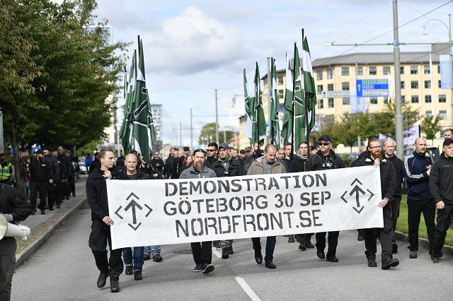 US Embassy warns citizens about neo-Nazi demonstration in Gothenburg