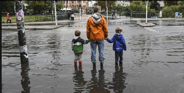 Sweden's unusually wet September is good news for water shortage recovery