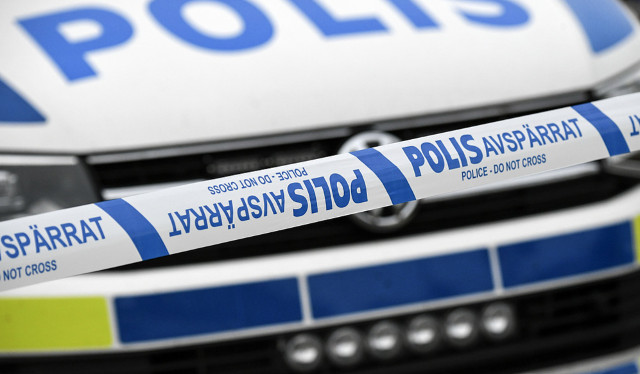 Police launch attempted murder investigation after 'explosive object' is thrown at Gothenburg apartment