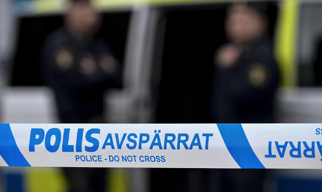 Passengers 'lucky' to escape injury after bus is shot at in Malmö