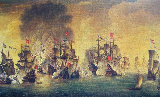 Swedish King's 'forgotten' 17th-century warship found in central Stockholm