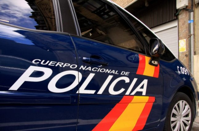 Policeman stabbed to death in Valencia by Swede suspected of 'body in suitcase' murder