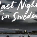 The front cover of the new book, featuring an image of Stockholm.Photo: Max Ström