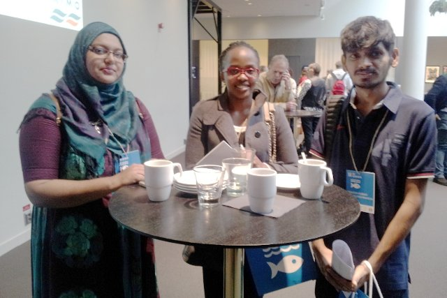 'The green revolution is blue': reflections from Life Below Water in Malmö