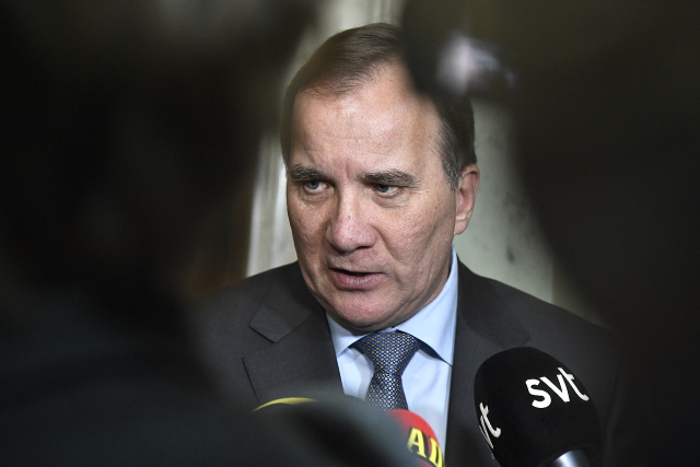 'We need trade deals': Swedish PM opposes Macron's call to slow down