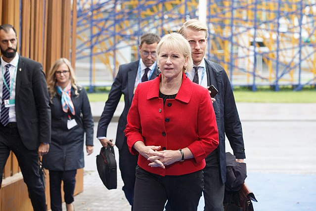 Women in diplomacy: Sweden races to the top of the pack