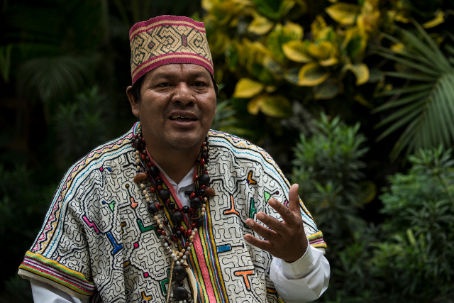 Indigenous land rights put into focus in Stockholm