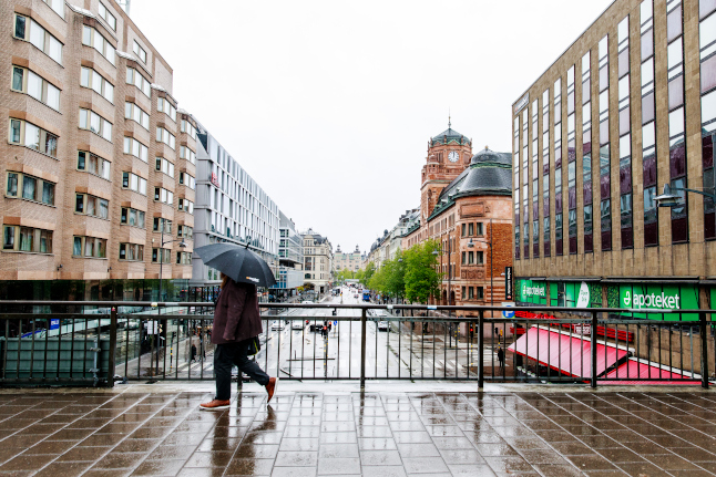 Swedish vocabulary: How to talk about the weather