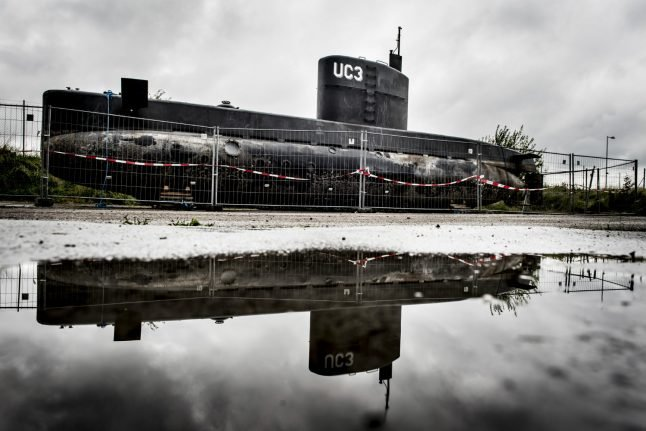 New findings in Denmark submarine investigation: Kim Wall was stabbed 'several times'
