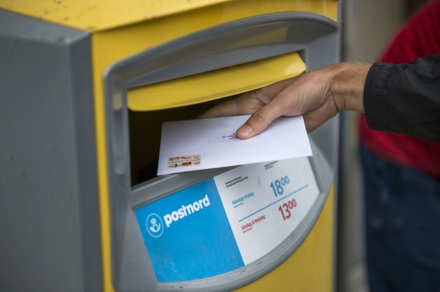 Mail could soon take twice as long to be delivered in Sweden