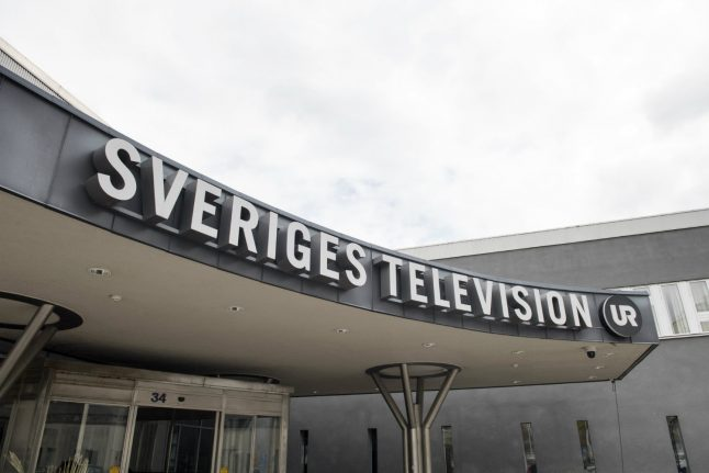 Swedish broadcaster reports senior staff member over sexual harassment accusations
