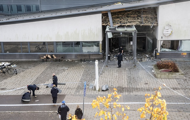 Threats against Swedish police and prosecutors on the rise