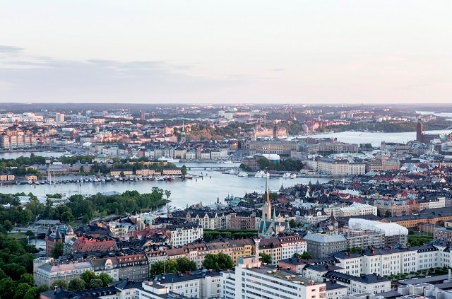 'After two years in Sweden, it finally feels like home'