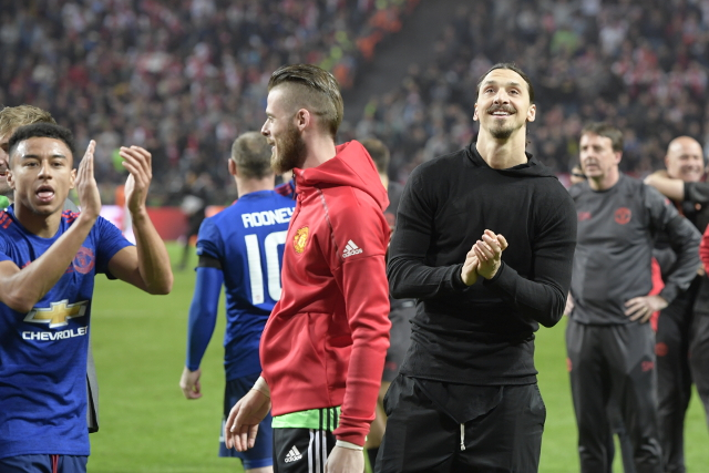Zlatan Ibrahimovic could be back this year: Mourinho