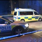 Police search for killer after man is shot dead in Stockholm