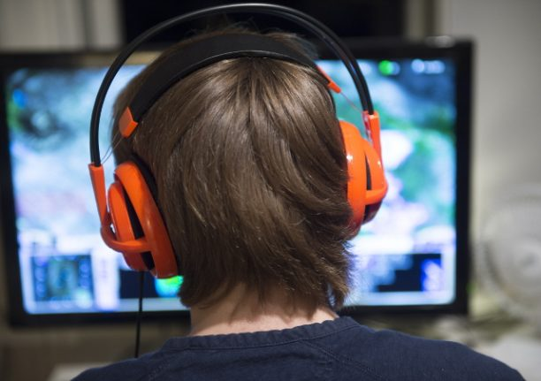 Suspected Swedish assault was just a man playing a computer game