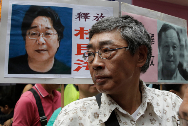 Gui Minhai's whereabouts still unknown amid growing concern for his safety