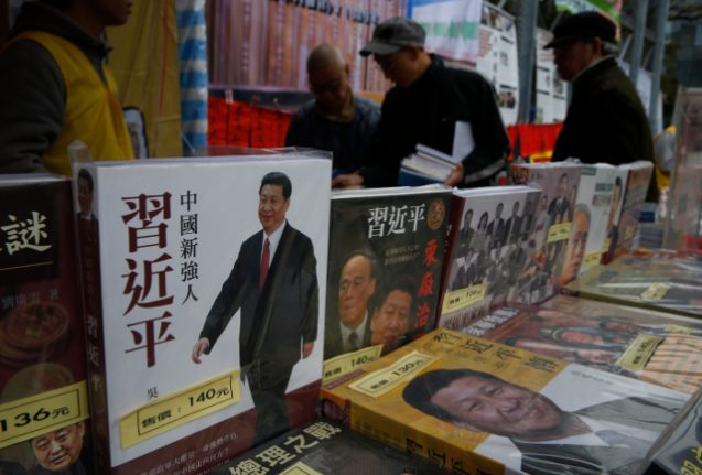 Swedish bookseller Gui Minhai 'released from Chinese custody': reports