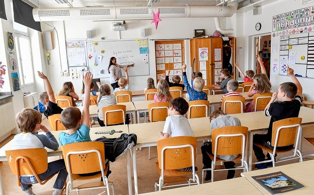 These are the best areas for schools in Sweden